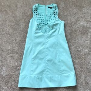 Sea foam green, Nanette Lepore dress